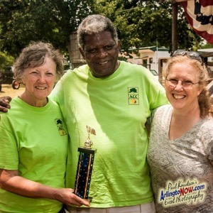 Arlington Conservation Council 4th of July Parade trophy