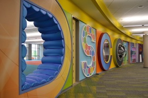 Arlington Library kids area