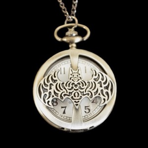 Bat World Sanctuary pocket watch