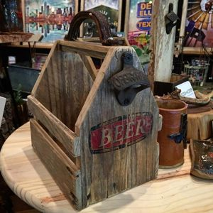 Beer Carton by Ross+Moster at Lone Chimney Mercantile
