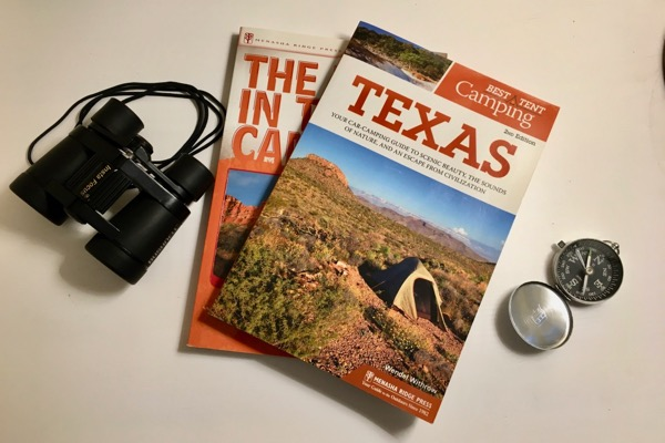 Best in Tent Camping Texas Second Edition