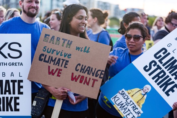 Dallas Climate Strike