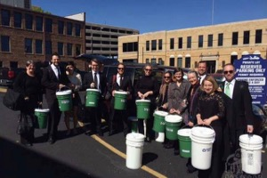 Fort Worth Symphony Orchestra compost buckets