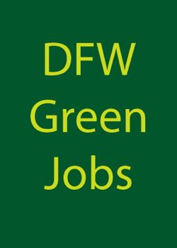 DFW Green Jobs