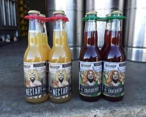 Bishop Cider four packs
