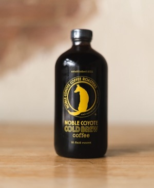 Noble Coyote Cold Brew