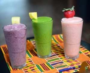 Sankofa smoothies