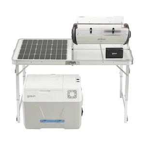 Solar Kitchen by GoSun