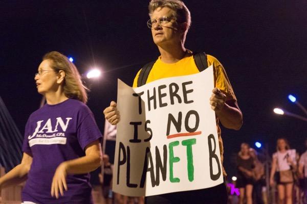 Dallas Climate Strike by 350Dallas