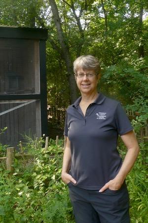 Dogwood Canyon Audubon Center director Julie Collins