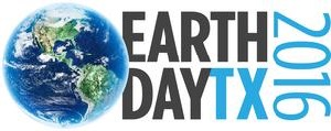 Earth Day Texas Logo