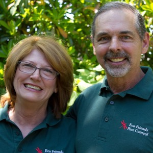 Lin and Mick Ellis, Eco Friends Pest Control
