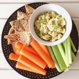 Nature's Plate Eggless Egg Salad