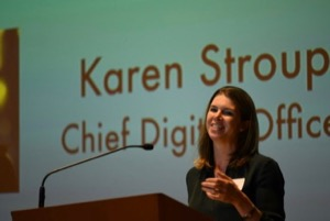 Karen Stroup of Treehouse
