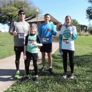 2018 Run for Environment winners