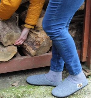 Gumbies slippers