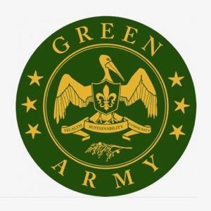 Green Army Logo