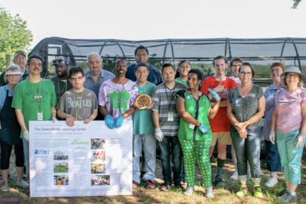 Goodwill Fort Worth's GreenWorks program