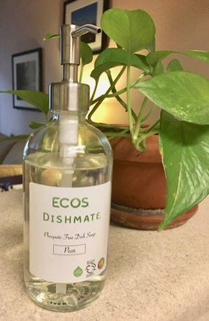 Ecos cleaner at Habitat Suites