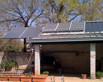 Haley home solar