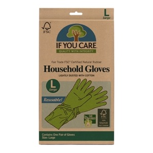 If You Care gloves