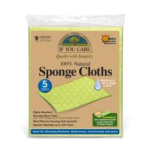 If You Care sponge cloths