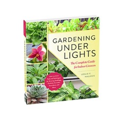 Indoor gardening - book cover