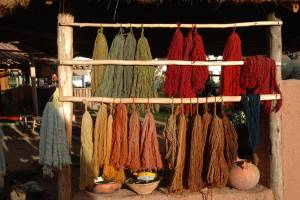 Johnson County Herb Society Natural Dyes Workshop