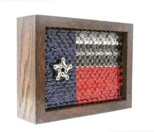 Re-geared Texas flag