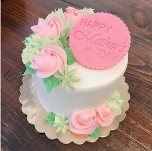 Reverie Bakeshop cake