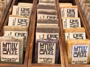 One Tiny Acre Soap