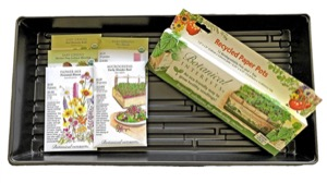 Pretty Things & Cool Stuff garden kit
