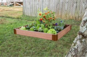 Lowes raised bed kit
