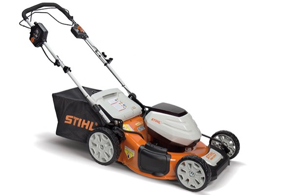 Stihl RMA 510 V battery powered mower
