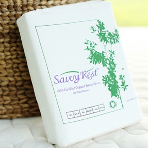 Savvy Rest organic sheets