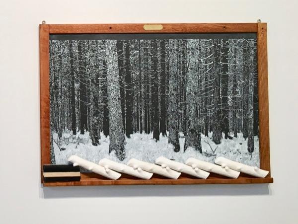 Helen Altman chalkboard painting