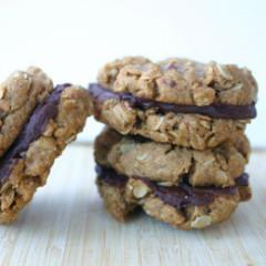 Nature's Plate cookies