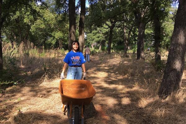 Volunteer at O.S.Gray Natural Area