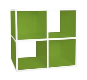 Ultimate Green Store storage cubes