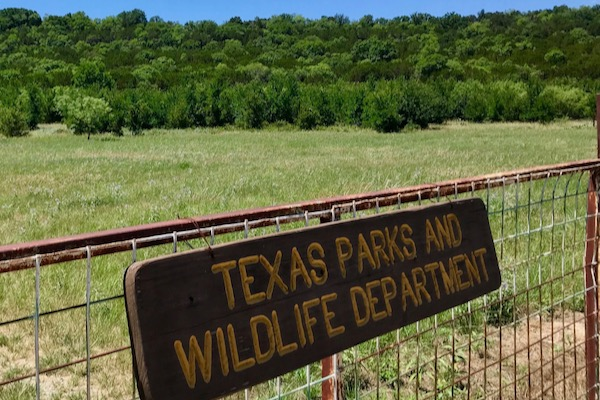 Palo Pinto Mountains State Park