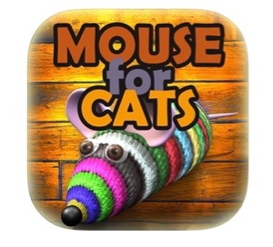 Mouse for Cats app