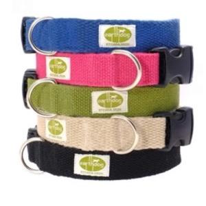 hemp pet collars