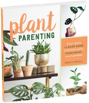 Plant Parenting book cover