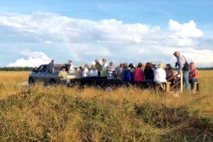 NPAT Prairie Tour hayride