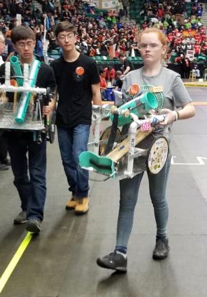 Best Robotics Competition