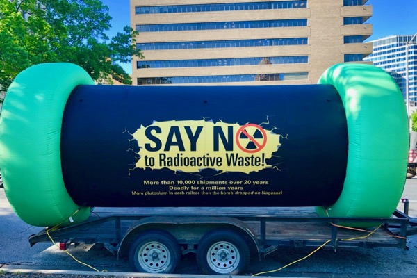 No Nuclear Waste Prop