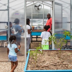 Tyrone Day operates the Seedling Farm