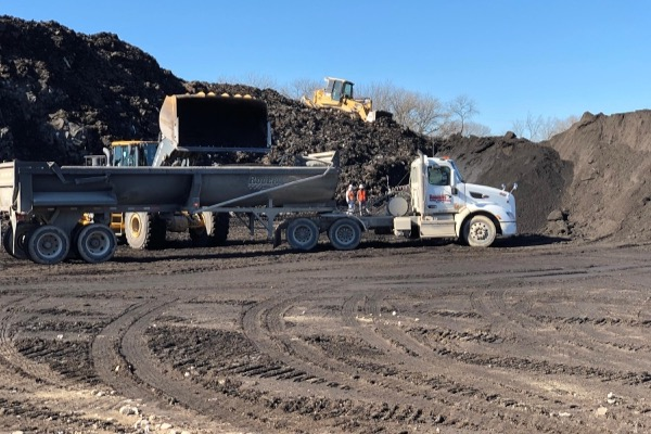 Shingle Mountain removal
