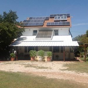 Renner Off-Grid House