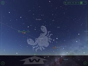 StarWalk app